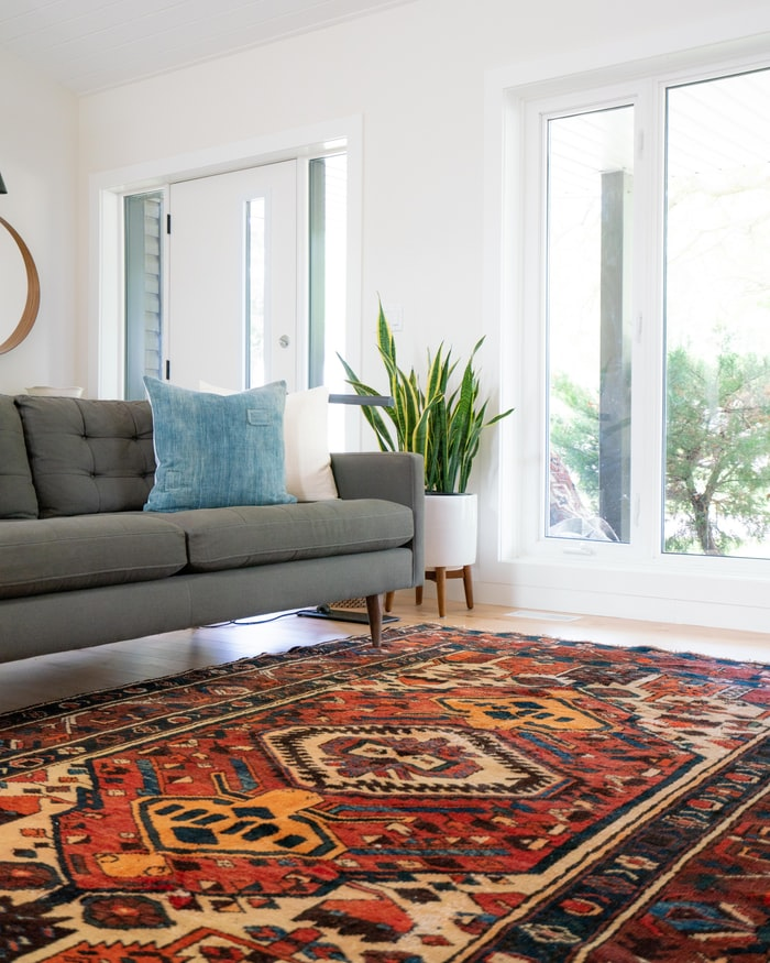 Rugs that change the aesthetics of your place​