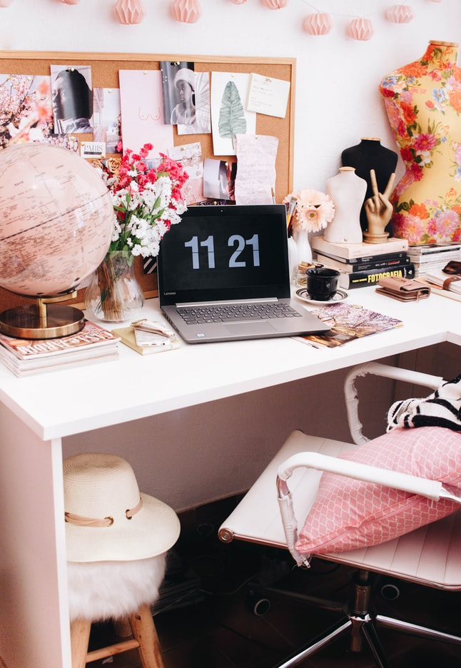 Give your home office a makeover​
