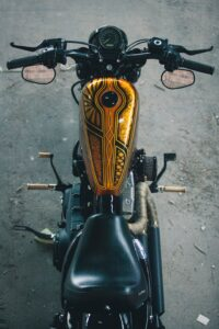 Best Spray Paint for Motorcycle